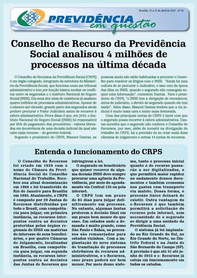 ENTREVISTA MANOEL DANTAS previdencia-em-questao-n63